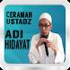 Ceramah Ustadz Adi Hidayat by bigbangbuz