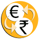 Rupee Euro converter by Currency Converter Apps