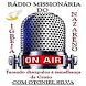 Rádio Missionária de Limoeiro by Aplicativos - Autodj Host
