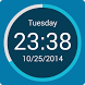 Round Clock Widget by Super Droid Studio
