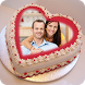 Cake Photo Frame by Top Photo apps