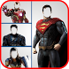 Super Hero Suit Photo Eidter by Best Photo Video Apps