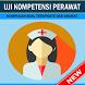 Uji Kompetensi Perawat - Terbaru 2018 by Cakrawala Ilmu