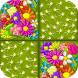 Chase the Flowers-Tap the Tile by Iconic Limited