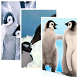 Penguins Live Wallpaper by Nika X