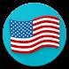 Offline Map of USA