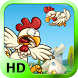 Crazy Chicken Escape by Garik Team