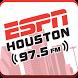 ESPN Houston 97.5 FM by Gow Media