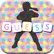 Guess the Ninja Heroes by Guessing Games