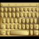 Keyboard Theme Solid Gold by Luklek