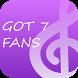 GOT 7 Fans by Fansy Apps