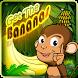 Bananas Collage Benji Monkey by Rush Line, Inc