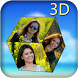 3D Cube Live Wallpaper by Prianzo Mobi