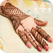 Stylish Mehndi Design Free Simple Eid Mehndi 2018 by RZ Studio
