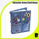 DIY Recycled Jeans Craft by Bekenyem