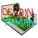 Desain Taman Modern by ImamStudio