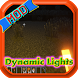 Dynamic Lights Mod Mcpe Guide by Black Panther Mod Mcpe