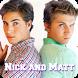 Nick and Matt by Beachfront Media