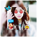 InstaPics - Blur Photo Editor with Selfie Stickers by Orbrix Technologies