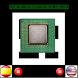 Microprocesadores by Juan Carlos Saavedra Carbajal