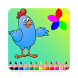 Paint and Coloring Book 4 Kids by Creative Games CT