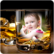 Glass Photo Frames by Standoffish
