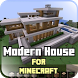 Modern Minecraft House Design by pixtura