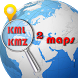KMLZ 2 Maps by Wael S.J