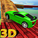 Impossible Tracks Stunt Racing Car by Saga Games Inc