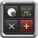 Calculator -- time, gcd, lcm by GreenHill