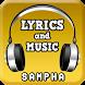 Sampha Lyrics Music by Triw Studio