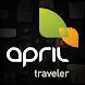 April Traveler