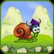 Snail adventure Bob 7 by Lahcen Benzahar