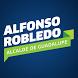Alfonso Robledo by Humberto Gutiérrez Prieto