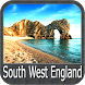 Marine South West England by FLYTOMAP