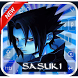 Keyboard for Sasuke Uchiha HD by Roman_Requilme