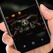 Dark hell Razer Keyboard by Sexy Theme for Smart Phone