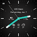 S7EN RAZR SQUARE Watch Face by René Dorbert
