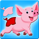 Animals puzzle game for kids by bonbongame.com