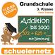 Grundschule 3. Klasse +Rechnen by schuelernetz