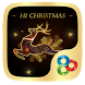 Hi Christmas GO Launcher Theme by Freedom Design