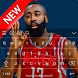 Keyboard For James Harden NBA by Roman_Requilme