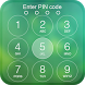 Keypad lock screen by kunkun apps