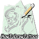 How To Draw Tattoos by OniSama