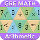 GRE Math : Arithmetic Review by Webrich Software