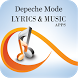 The Best Music & Lyrics Depeche Mode by Fardzan Dev