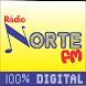 Web Radio Norte FM by Agencia Braga Internet