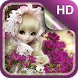 Sweet Dolls Live Wallpaper HD by Dream World HD Live Wallpapers