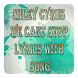 Miley Cyrus We Cant Stop Lyrics With Song