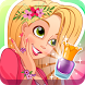 Nail salon college Rapunzel by Cool Games for Kids